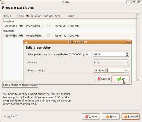 Ubuntu install figure 10