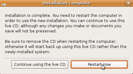 Ubuntu install figure 17