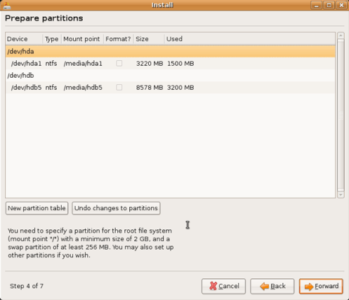 Ubuntu install figure 9